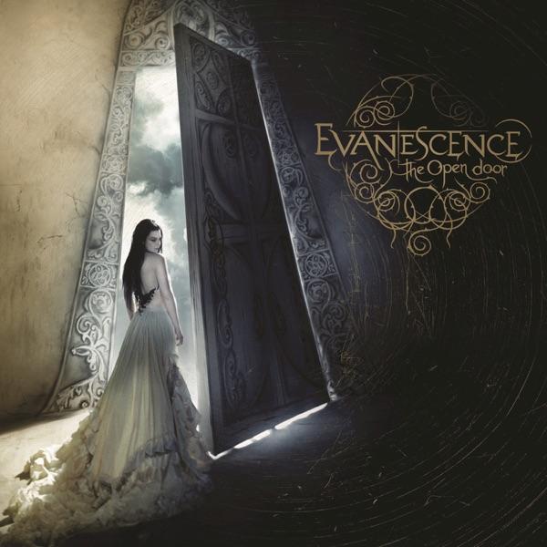 The Open Door Evanescence CD cover