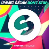 Ummet Ozcan - Don't Stop artwork