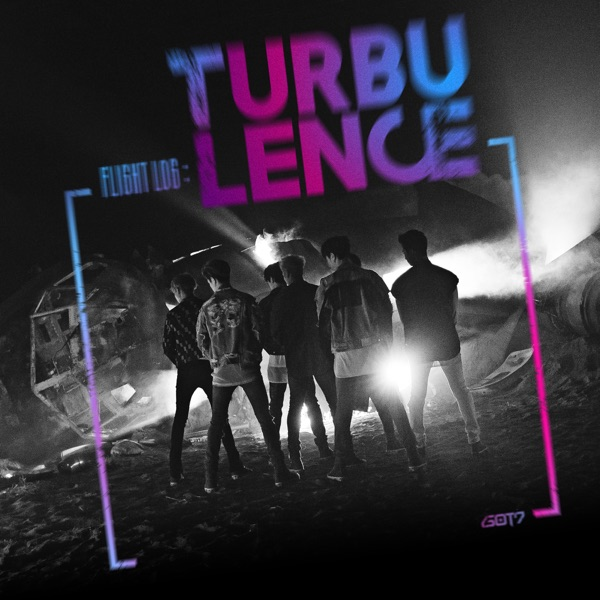 Flight Log Turbulence GOT7 CD cover