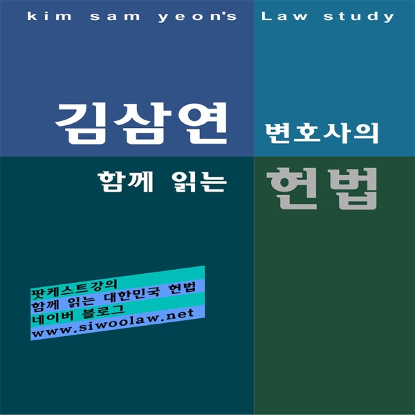 [김삼연 변호사의] 함께 읽는 헌법
