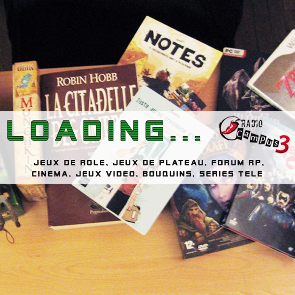 Loading… - Radio Campus3