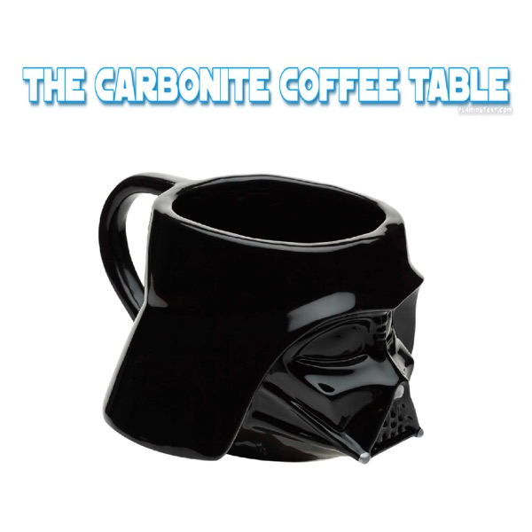 The Carbonite Coffee Table: A Star Wars Podcast