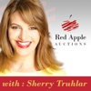 Fundraising gala auctioneer Sherry Truhlar