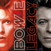 David Bowie - Legacy (The Very Best of David Bowie) [Deluxe] artwork