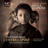 Música Temprana - José De Orégon Y Aparicio: La Esfera De Apolo. Music from 18th Century Lima, Peru kunstwerk