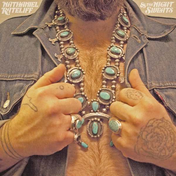 Nathaniel Rateliff  the Night Sweats Deluxe Edition Nathaniel Rateliff  The Night Sweats CD cover
