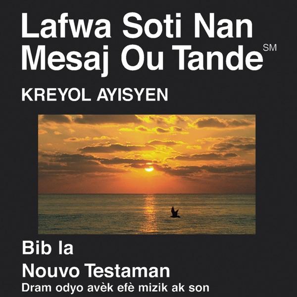 Haïtien Créole Bible - Haitian Creole Bible