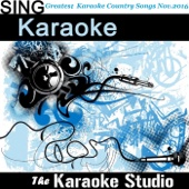 In Case You Didn't Know (In the Style of Brett Young) [Karaoke Version] - The Karaoke Studio