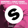 Can't Fight It (The Remixes) - EP, Quintino & Cheat Codes