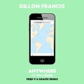 Anywhere (feat. Will Heard) [Fred V & Grafix Remix] - Single