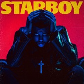The Weeknd - Starboy (feat. Daft Punk) artwork