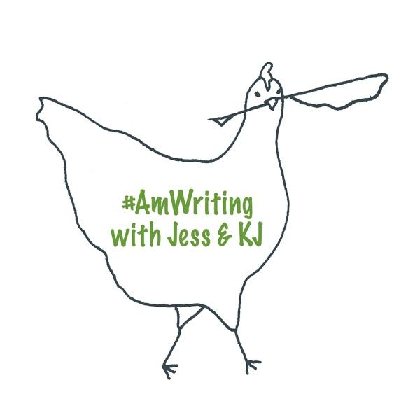 #AmWriting with Jess & KJ
