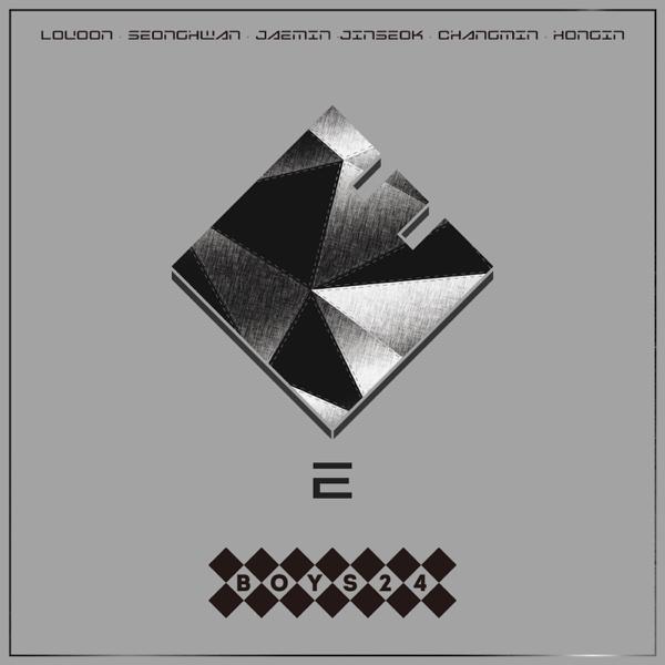 [Single] BOYS24 – E (Unit Yellow Ver.)
