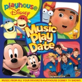 Playhouse Disney: Music Play Date