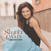 Shania Twain - Greatest Hits  artwork