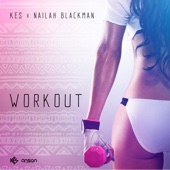 Workout (feat. Nailah Blackman) - Kes Cover Art