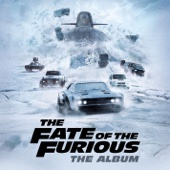 The Fate of the Furious: The Album - Various Artists Cover Art