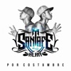Santa Fe Klan - La Triste Realidad Capa do &#224lbum
