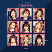 SIGNAL - EP - TWICE Cover Art