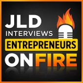 Entrepreneur On Fire | John Lee Dumas chats with Tim Ferriss, Gary Vaynerchuk, Tony Robbins and others on EOFire 7-days a week! - John Lee Dumas: Author, Entrepreneur, Host of EOFire (Entrepreneur On Fire)