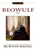 Beowulf - Anonymous, Burton Raffel & Roberta Frank Cover Art