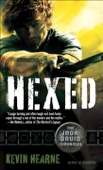 Hexed - Kevin Hearne Cover Art