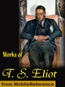 Works of T. S. Eliot - T S Eliot Cover Art