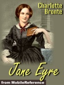 Jane Eyre. ILLUSTRATED - Charlotte Brontë Cover Art