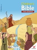 Toni Matas - Children's Bible Comic Book the Exodus  artwork