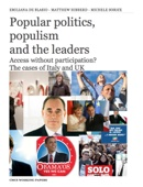 Popular politics, populismand the leaders