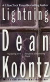 Lightning - Dean Koontz Cover Art