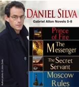 Daniel Silva - Daniel Silva Gabriel Allon Novels 5-8 bild