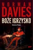 Norman Davies - Boże igrzysko, Historia Polski artwork