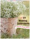 11 DIY Wedding Centerpieces Thatll Drop Jaws