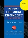 Perrys Chemical Engineers Handbook Eight Edition Section 5 Heat  Mass Transfer