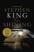 The Shining - Stephen King Cover Art