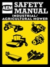 AEM Industrial-Agricultural Mower Safety Manual
