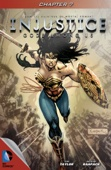 Injustice: Gods Among Us #7 - Tom Taylor & Jheremy Raapack Cover Art