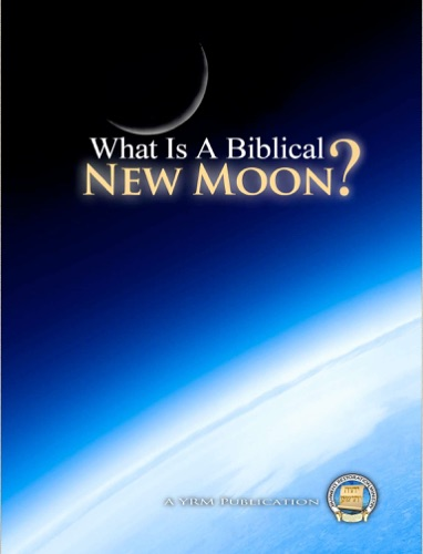 What is a Biblical New Moon