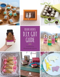 Quirk Books D.I.Y. Gift Guide - Quirk D.I.Y. Book