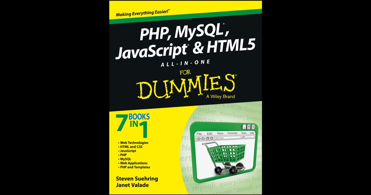 learning php mysql and javascript ebook free