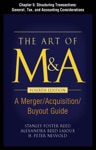 The Art Of MA Fourth Edition Chapter 5 - Structuring Transactions General Tax And Accounting Considerations