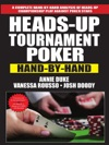 Heads-Up Tournament Poker Hand-By-Hand