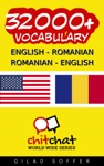 32000 English - Romanian Romanian - English Vocabulary
