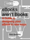 EBooks Arent Books