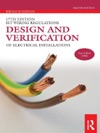 17th Edition IET Wiring Regulations Design And Verification Of Electrical Installations 8th Ed