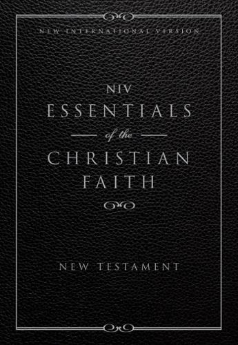 NIV Essentials of the Christian Faith New Testament eBook