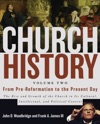 Church History Volume Two From Pre-Reformation To The Present Day