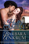 Barbara Ankrum - Holt's Gamble (Wild Western Hearts Series, Book 1)  artwork