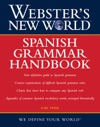 Websters New World Spanish Grammar Handbook 1st Edition